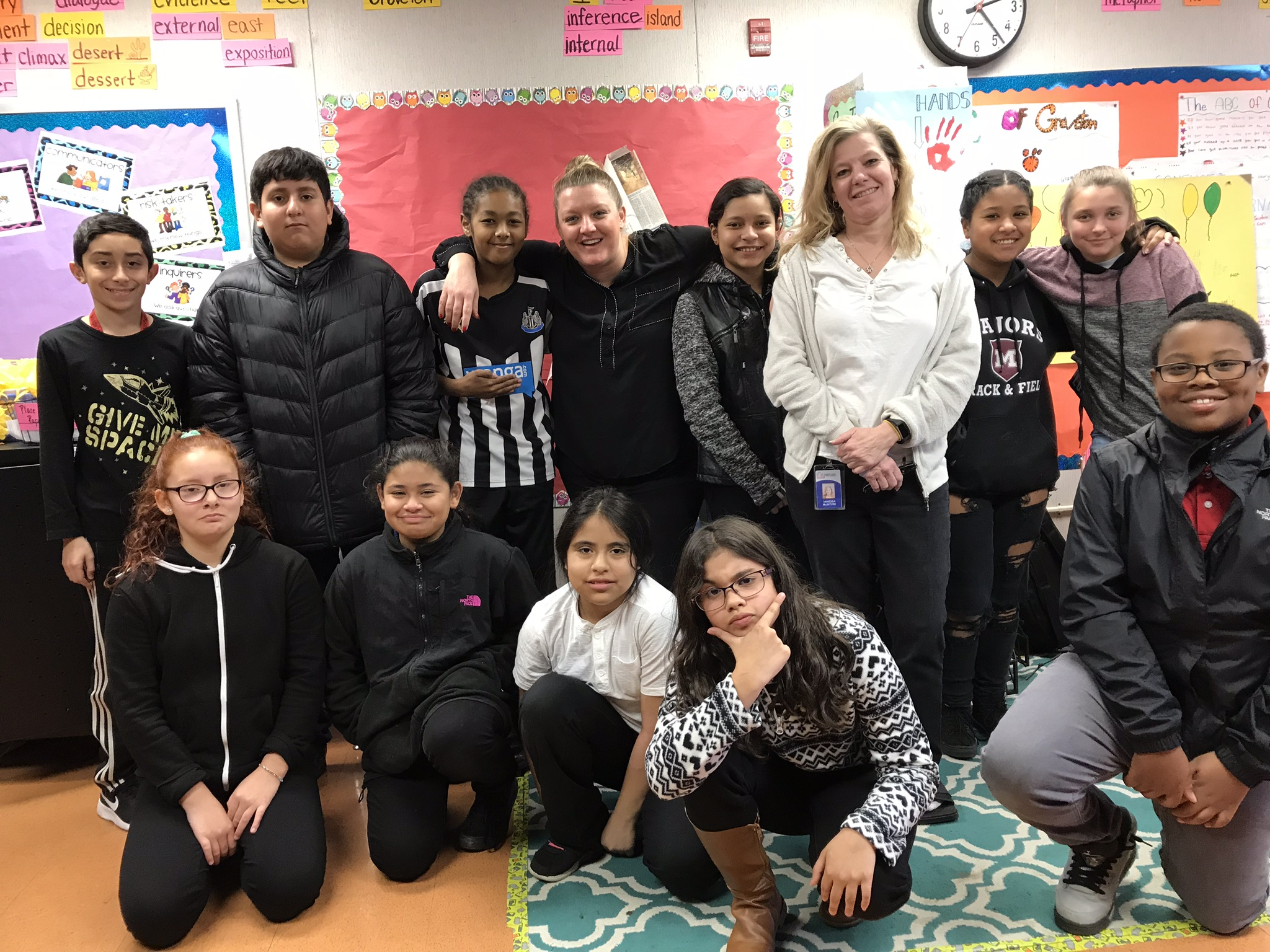6th Grade | Groveton Elementary School